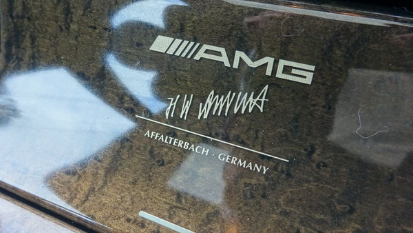 1999 Mercedes E55 AMG For Sale (picture 96 of 130)