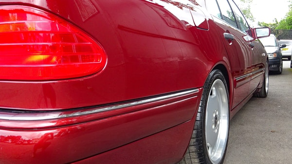 1999 Mercedes E55 AMG For Sale (picture 33 of 130)