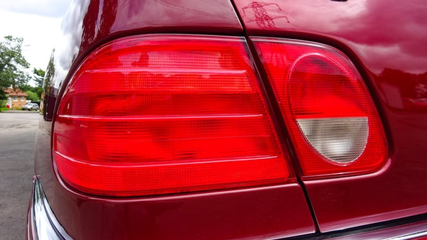 1999 Mercedes E55 AMG For Sale (picture 103 of 130)