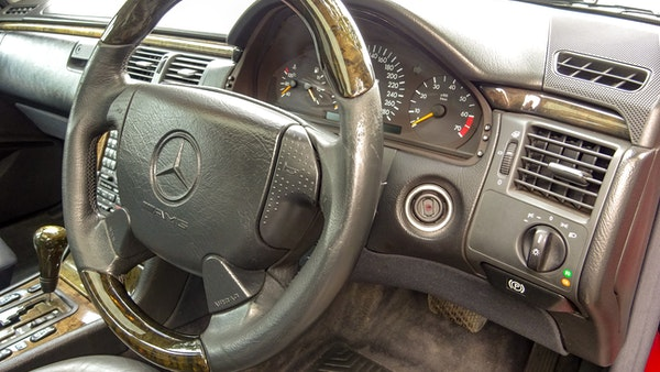 1999 Mercedes E55 AMG For Sale (picture 41 of 130)
