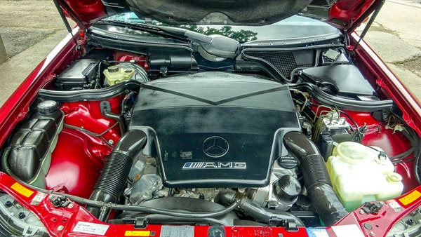 1999 Mercedes E55 AMG For Sale (picture 112 of 130)