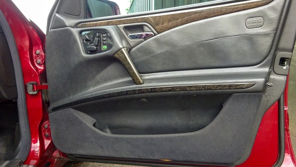 1999 Mercedes E55 AMG For Sale (picture 43 of 130)