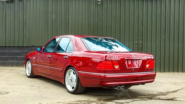 1999 Mercedes E55 AMG For Sale (picture 18 of 130)