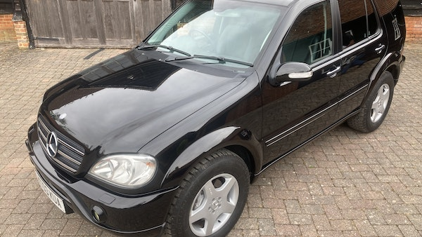 2003 Mercedes-Benz ML 500 V8 For Sale (picture 18 of 205)