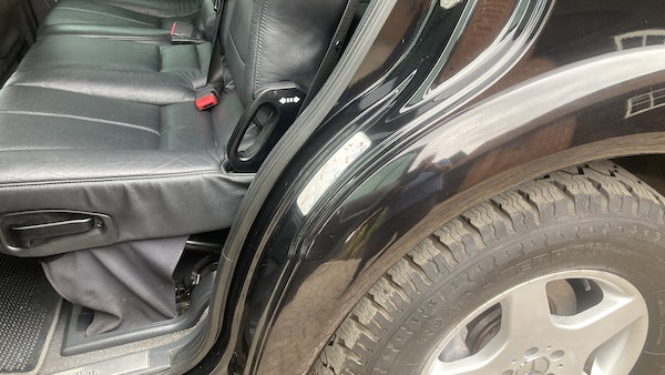 2003 Mercedes-Benz ML 500 V8 For Sale (picture 52 of 205)
