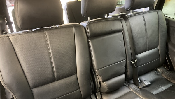 2003 Mercedes-Benz ML 500 V8 For Sale (picture 79 of 205)