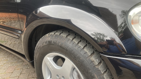 2003 Mercedes-Benz ML 500 V8 For Sale (picture 182 of 205)