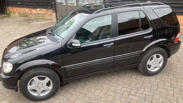 2003 Mercedes-Benz ML 500 V8 For Sale (picture 8 of 205)
