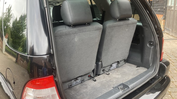 2003 Mercedes-Benz ML 500 V8 For Sale (picture 116 of 205)