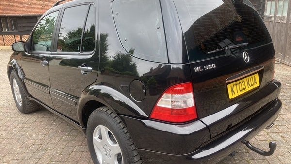 2003 Mercedes-Benz ML 500 V8 For Sale (picture 9 of 205)