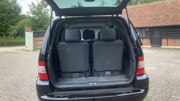2003 Mercedes-Benz ML 500 V8 For Sale (picture 118 of 205)