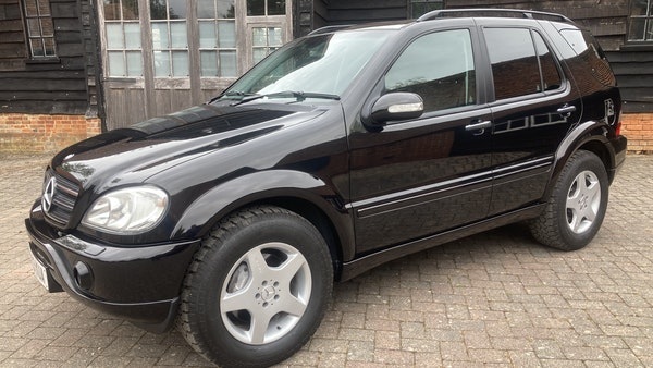 2003 Mercedes-Benz ML 500 V8 For Sale (picture 6 of 205)