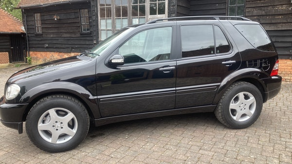 2003 Mercedes-Benz ML 500 V8 For Sale (picture 7 of 205)