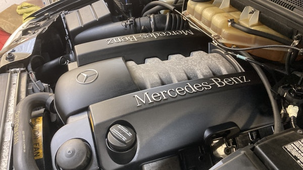 2003 Mercedes-Benz ML 500 V8 For Sale (picture 195 of 205)