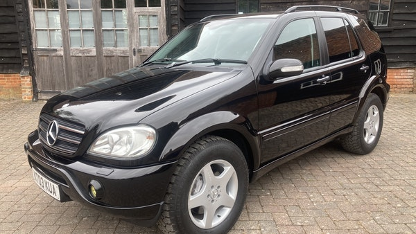 2003 Mercedes-Benz ML 500 V8 For Sale (picture 4 of 205)