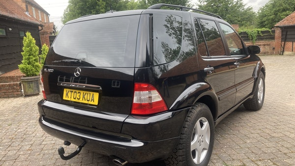 2003 Mercedes-Benz ML 500 V8 For Sale (picture 14 of 205)
