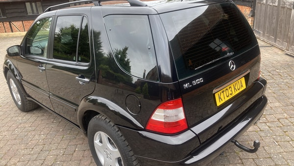 2003 Mercedes-Benz ML 500 V8 For Sale (picture 10 of 205)