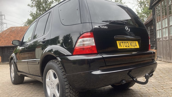 2003 Mercedes-Benz ML 500 V8 For Sale (picture 11 of 205)