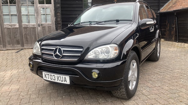 2003 Mercedes-Benz ML 500 V8 For Sale (picture 1 of 205)