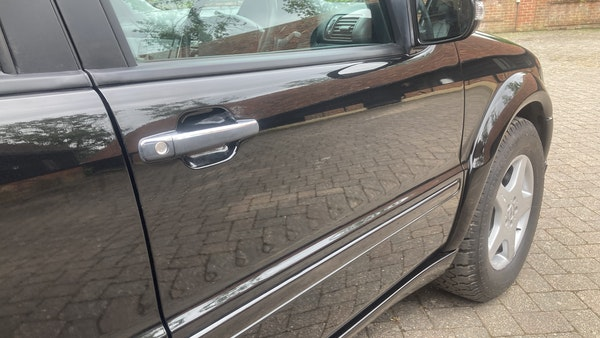 2003 Mercedes-Benz ML 500 V8 For Sale (picture 165 of 205)