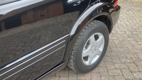 2003 Mercedes-Benz ML 500 V8 For Sale (picture 146 of 205)