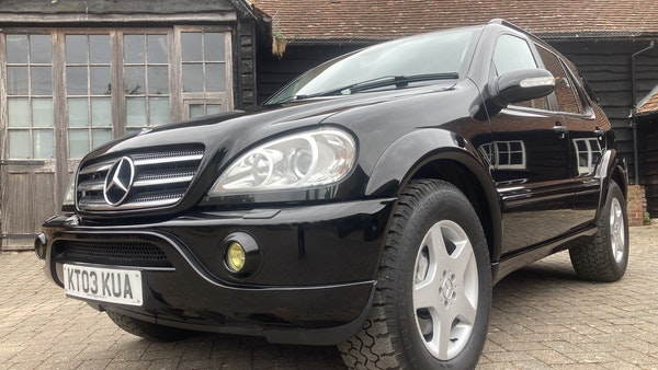 2003 Mercedes-Benz ML 500 V8 For Sale (picture 3 of 205)