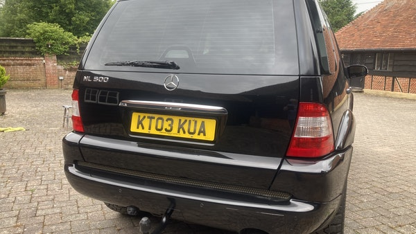 2003 Mercedes-Benz ML 500 V8 For Sale (picture 12 of 205)