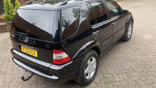 2003 Mercedes-Benz ML 500 V8 For Sale (picture 16 of 205)