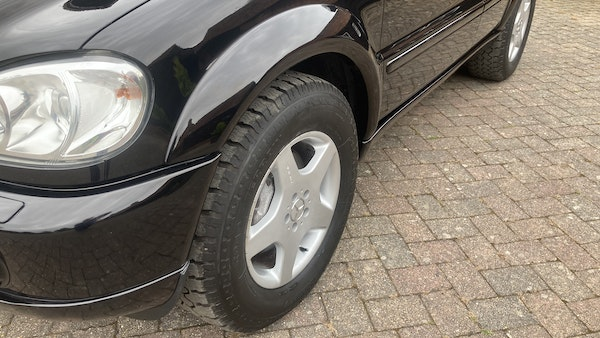 2003 Mercedes-Benz ML 500 V8 For Sale (picture 132 of 205)