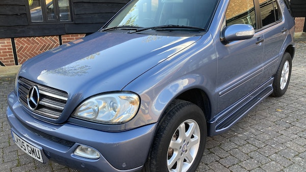 2005 Mercedes-Benz ML350 For Sale (picture 3 of 252)