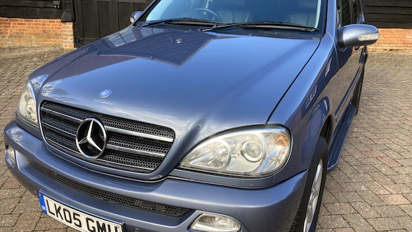 2005 Mercedes-Benz ML350 For Sale (picture 218 of 252)
