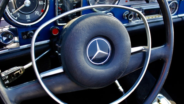1969 Mercedes-Benz 280 SL 'Pagoda' For Sale (picture 56 of 89)
