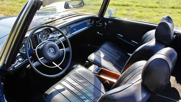 1969 Mercedes-Benz 280 SL 'Pagoda' For Sale (picture 63 of 89)