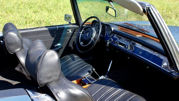 1969 Mercedes-Benz 280 SL 'Pagoda' For Sale (picture 43 of 89)