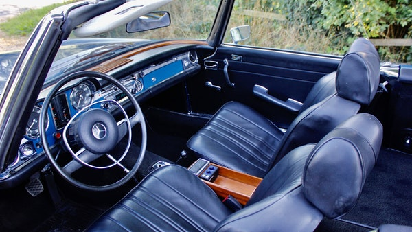 1969 Mercedes-Benz 280 SL 'Pagoda' For Sale (picture 53 of 89)