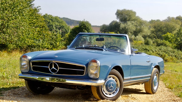 1969 Mercedes-Benz 280 SL 'Pagoda' For Sale (picture 15 of 89)