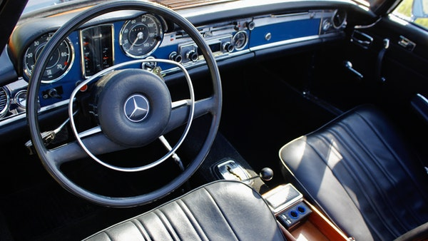 1969 Mercedes-Benz 280 SL 'Pagoda' For Sale (picture 55 of 89)