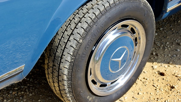 1969 Mercedes-Benz 280 SL 'Pagoda' For Sale (picture 33 of 89)