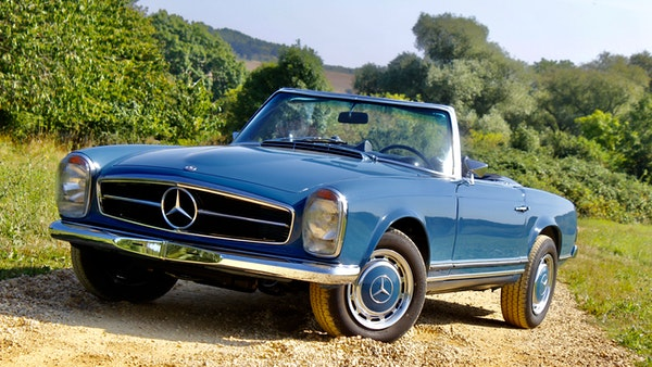 1969 Mercedes-Benz 280 SL 'Pagoda' For Sale (picture 13 of 89)