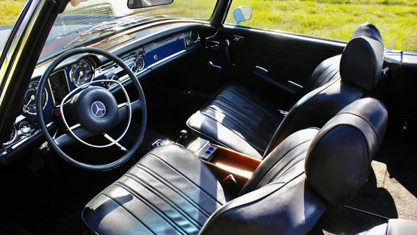 1969 Mercedes-Benz 280 SL 'Pagoda' For Sale (picture 49 of 89)