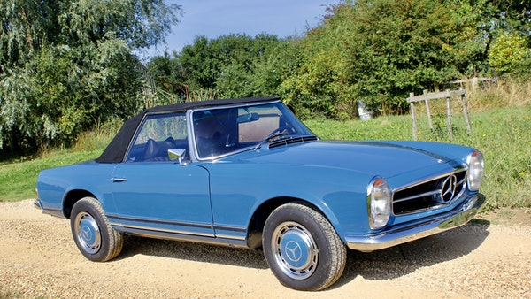 1969 Mercedes-Benz 280 SL 'Pagoda' For Sale (picture 31 of 89)