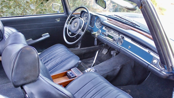 1969 Mercedes-Benz 280 SL 'Pagoda' For Sale (picture 48 of 89)