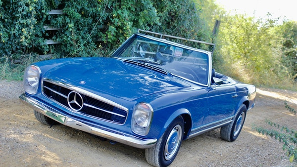 1969 Mercedes-Benz 280 SL 'Pagoda' For Sale (picture 1 of 89)