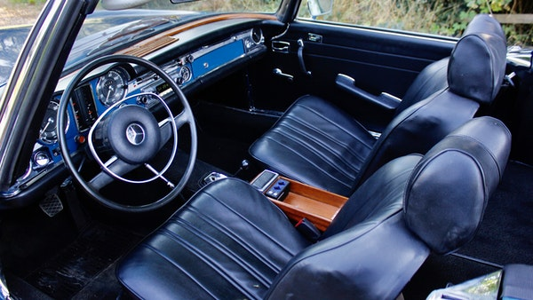 1969 Mercedes-Benz 280 SL 'Pagoda' For Sale (picture 40 of 89)