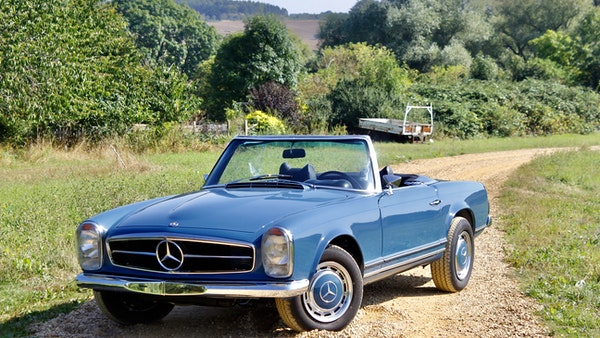 1969 Mercedes-Benz 280 SL 'Pagoda' For Sale (picture 4 of 89)