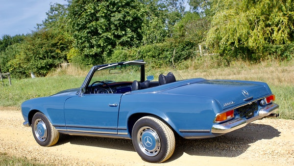 1969 Mercedes-Benz 280 SL 'Pagoda' For Sale (picture 32 of 89)