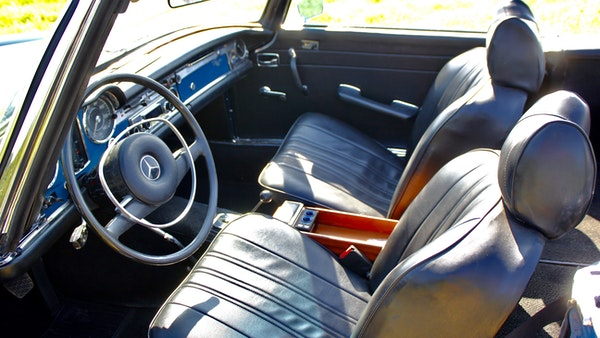 1969 Mercedes-Benz 280 SL 'Pagoda' For Sale (picture 37 of 89)