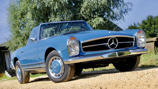 1969 Mercedes-Benz 280 SL 'Pagoda' For Sale (picture 21 of 89)