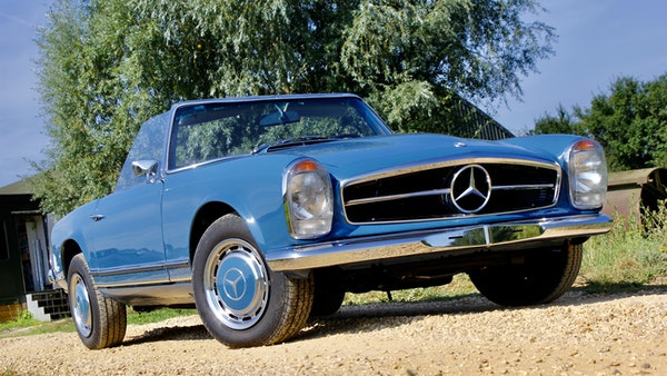 1969 Mercedes-Benz 280 SL 'Pagoda' For Sale (picture 22 of 89)