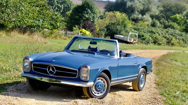 1969 Mercedes-Benz 280 SL 'Pagoda' For Sale (picture 9 of 89)